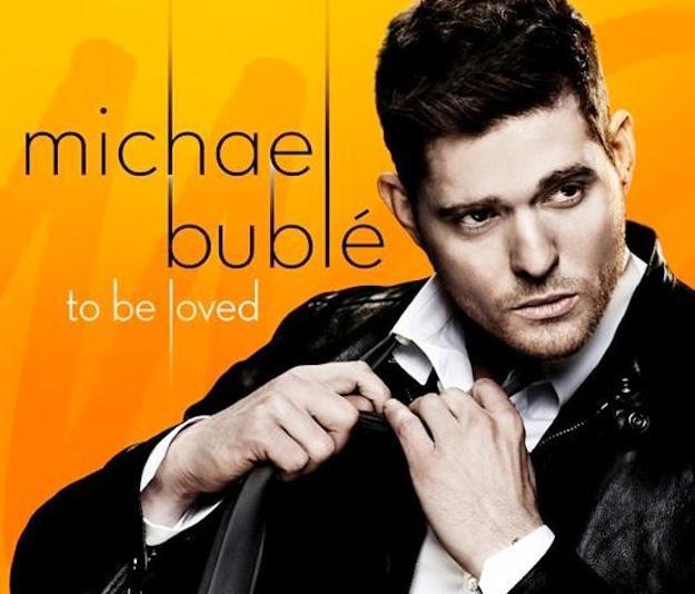 "Michael Bublé na okładce albumu ""To Be Loved"" /"