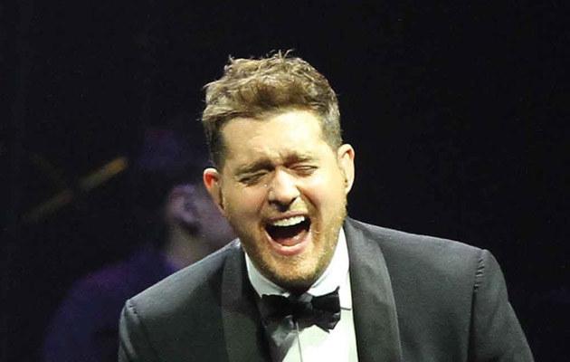 Michael Buble przeżył chwile grozy! /ANADOLU AGENCY /Getty Images