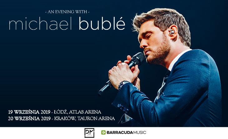 Michael Bublé wystąpi na dwóch koncertach w Polsce /materiały prasowe /