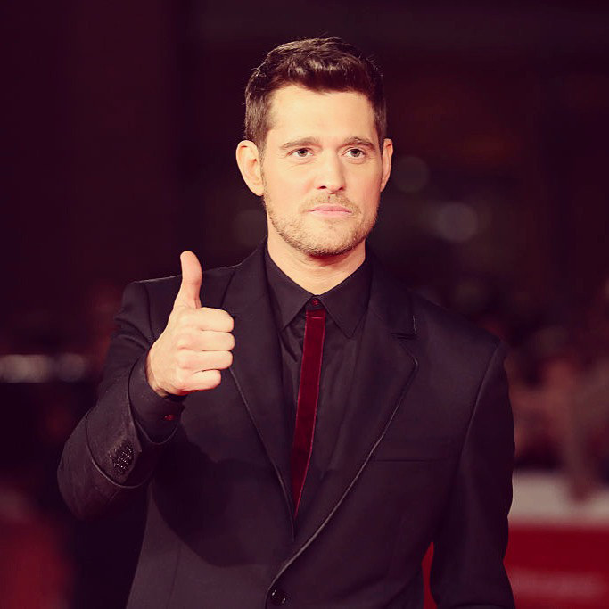 Michael Buble /Vittorio Zunino Celotto /Getty Images