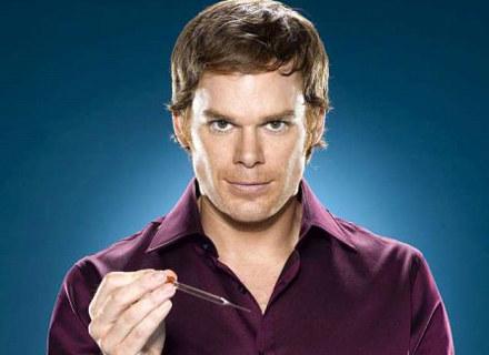 """Michael C. Hall, odtwórca tytułowej roli w serialu """"Dexter"""" /TVN"""