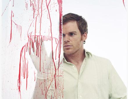 "Michael C. Hall  w serialu ""Dexter"" /"