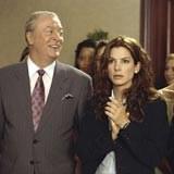"""Michael Caine i Sandra Bullock w filmie """"Miss Agent"""" /"""
