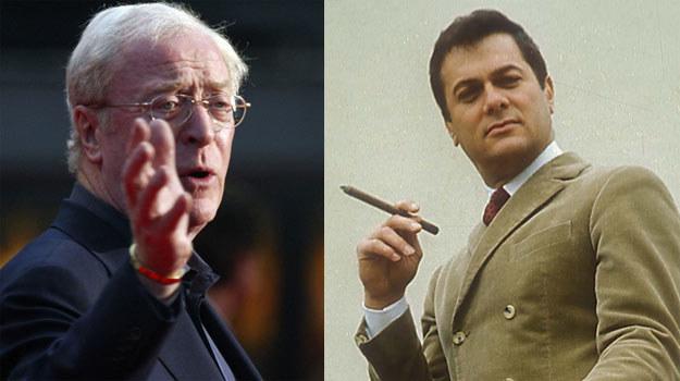 Michael Caine wspomina Tony'ego Curtisa - fot. Getty Images / Agencja FORUM /