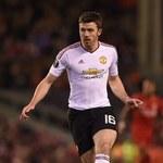 Michael Carrick podpisał nowy kontrakt z Manchesterem United