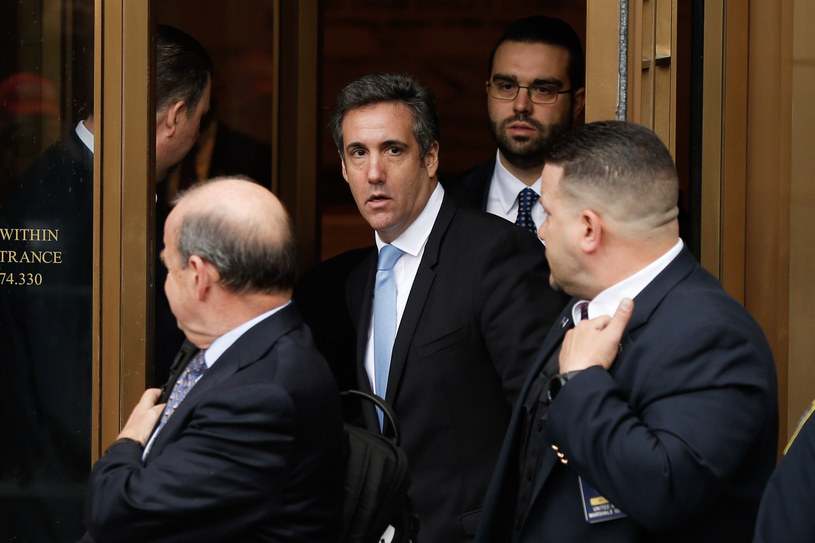 Michael Cohen /AFP