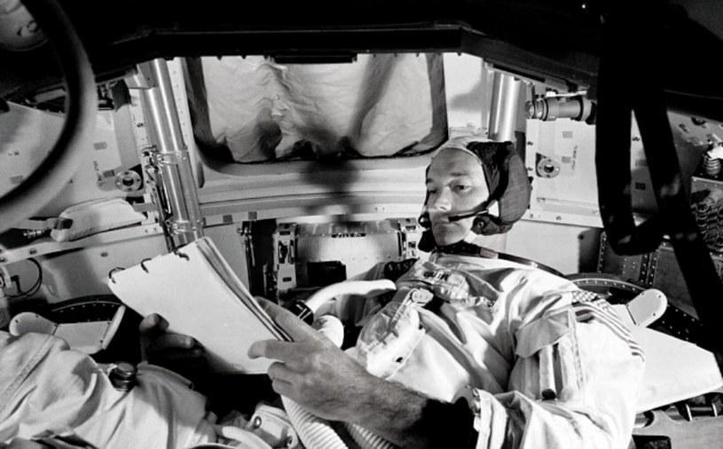 Michael Collins /PAP/EPA/NASA / HANDOUT /PAP