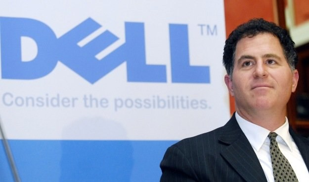 Michael Dell /AFP