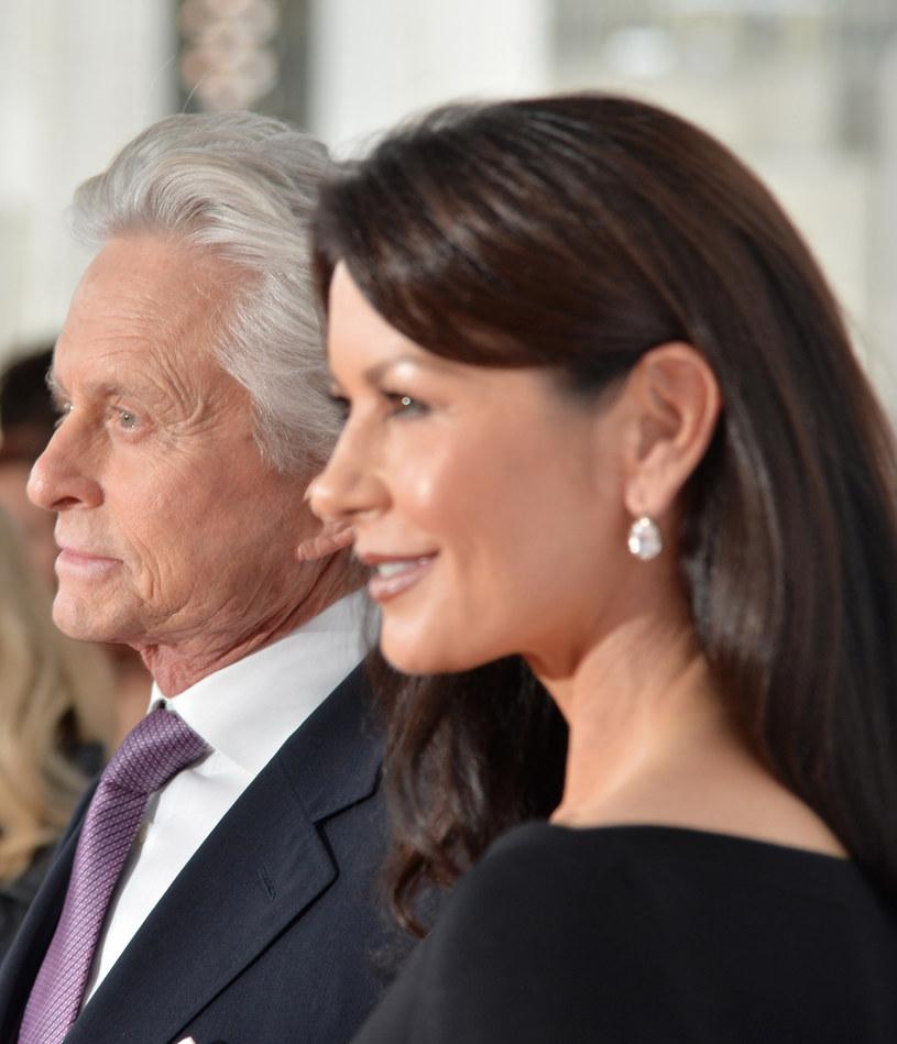 Michael Douglas, Catherine Zeta-Jones /Michael Loccisano /Getty Images