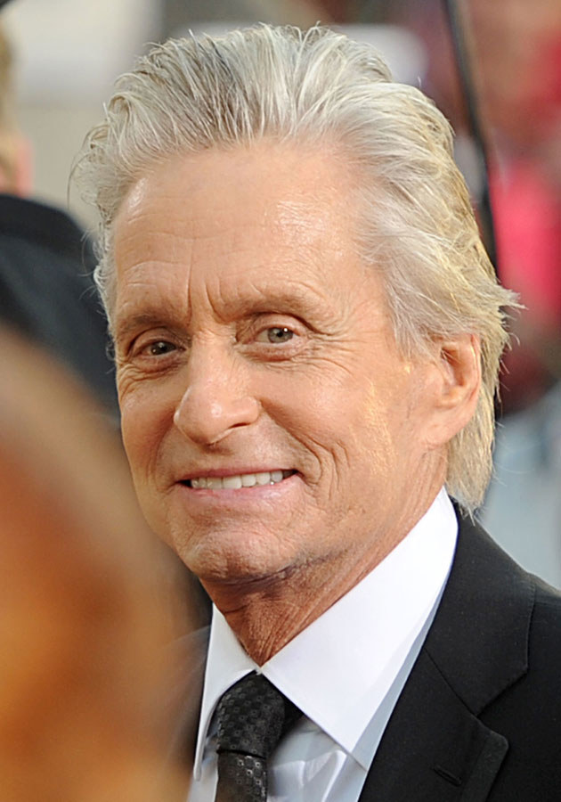 Michael Douglas, fot.Frazer Harrison   /Getty Images/Flash Press Media