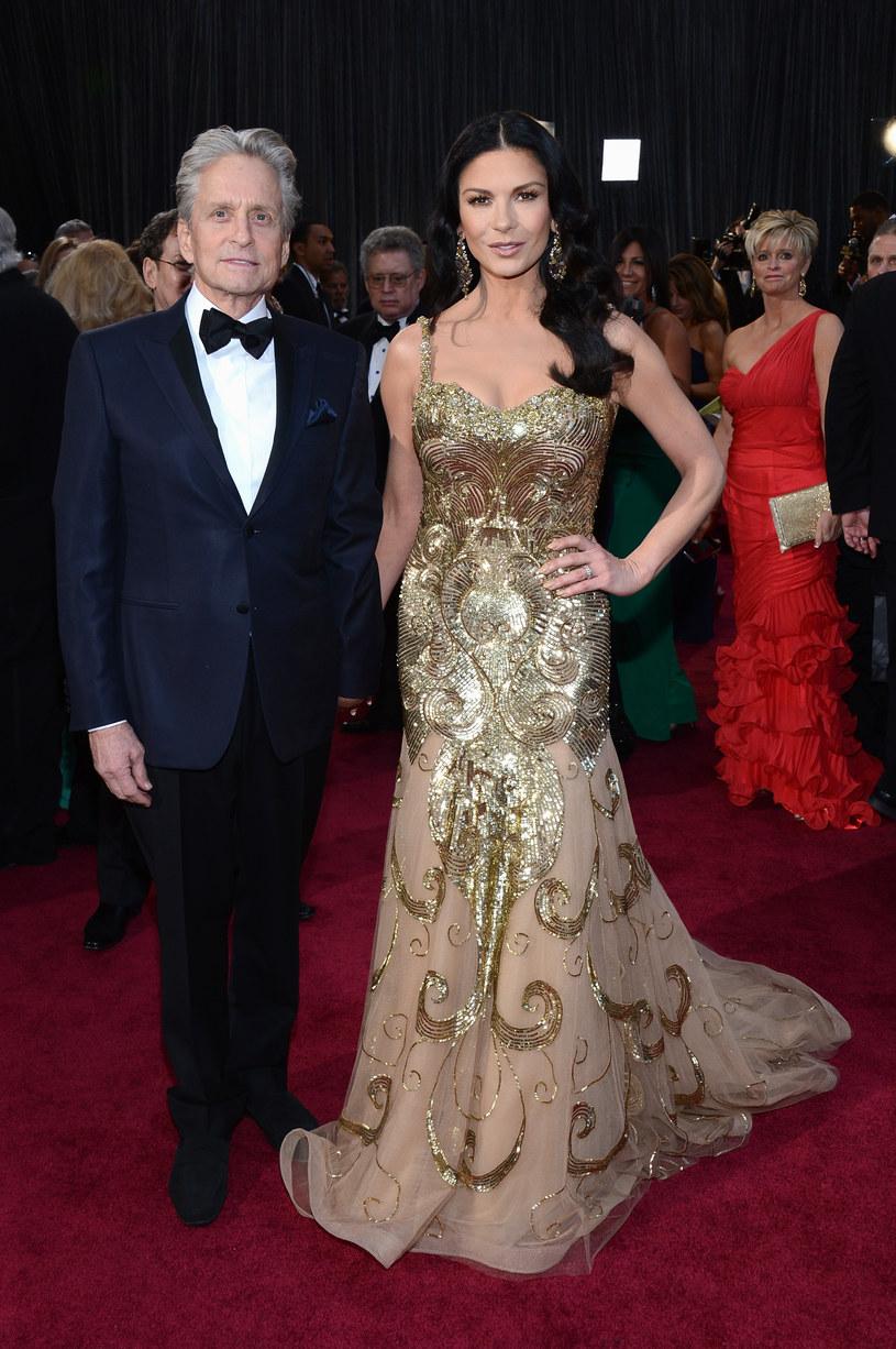 Michael Douglas i Catherine Zeta-Jones /Getty Images