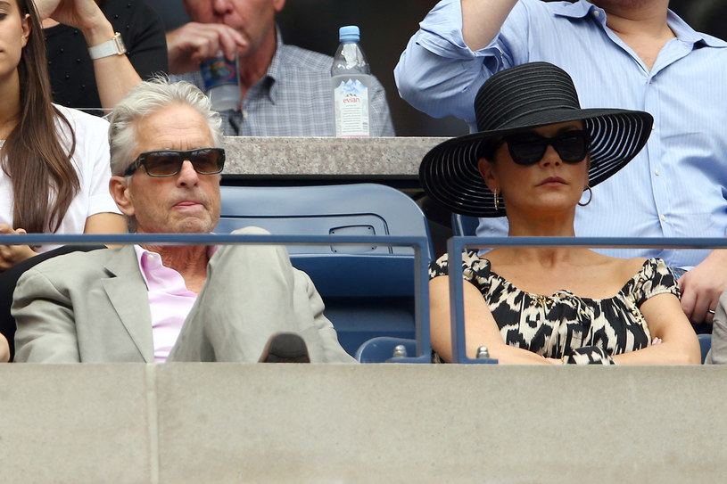 Michael Douglas i Catherine Zeta-Jones /Clive Brunskill /Getty Images