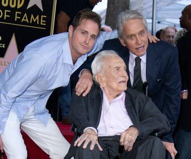 Michael Douglas uhonorowany gwiazdą w hollywoodzkiej Alei Sław