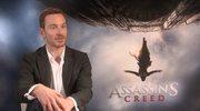 "Michael Fassbender i Marion Cotillard o filmie ""Assassin's Creed"""