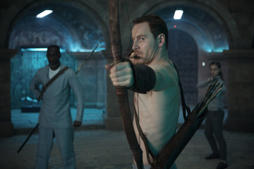 """Michael Fassbender w filmie """"Assassin's Creed"""" /materiały dystrybutora"""