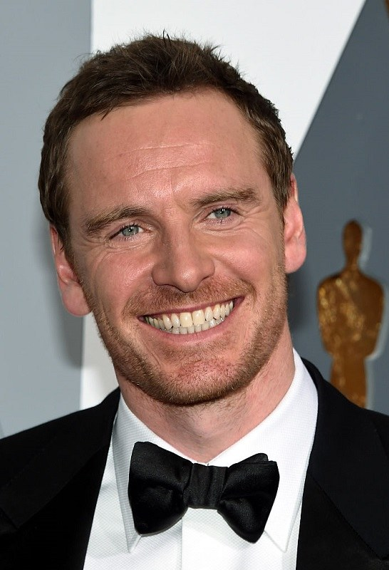 Michael Fassbender /Getty Images