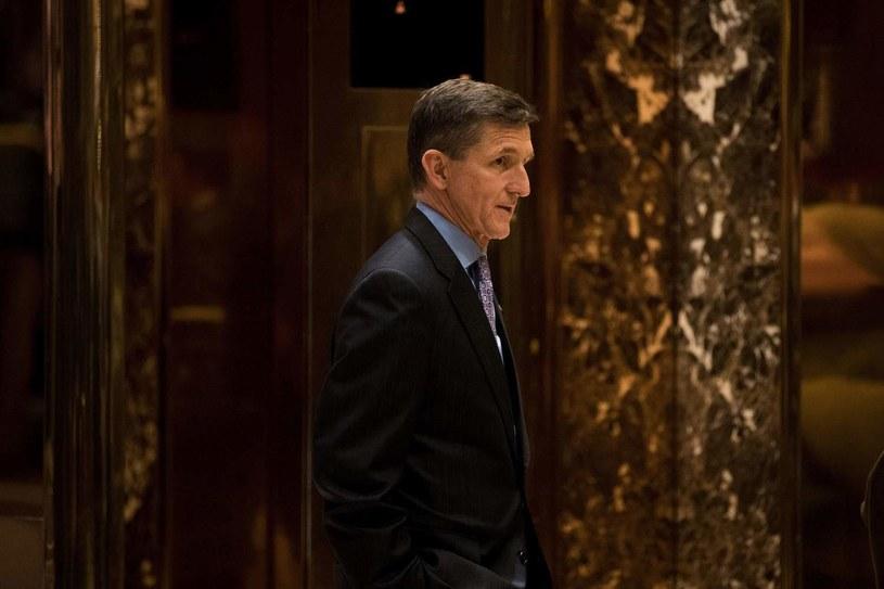 Michael Flynn /DREW ANGERER /AFP
