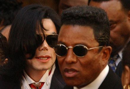 Michael i Jermaine Jacksonowie: Bracia /arch. AFP