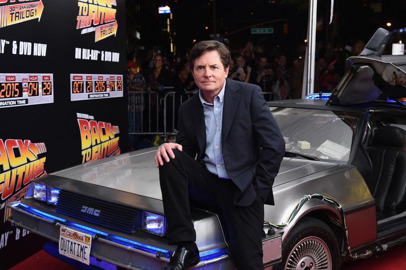 Michael J. Fox /Ilya S. Savenok /Getty Images