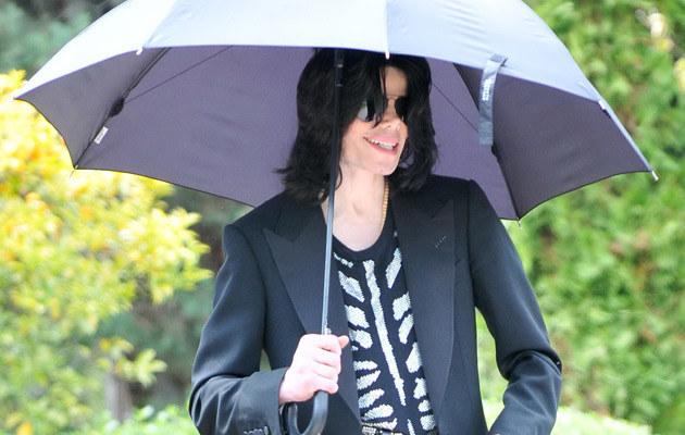 Michael Jackson  /Agencja FORUM