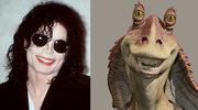 Michael Jackson chciał zagrać Jar Jar Binksa