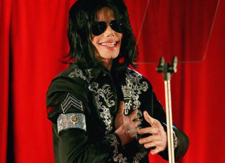 Michael Jackson cztery miesiące przed śmiercią /arch. AFP