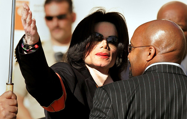 Michael Jackson, fot. Carlo Allegri   /Getty Images/Flash Press Media