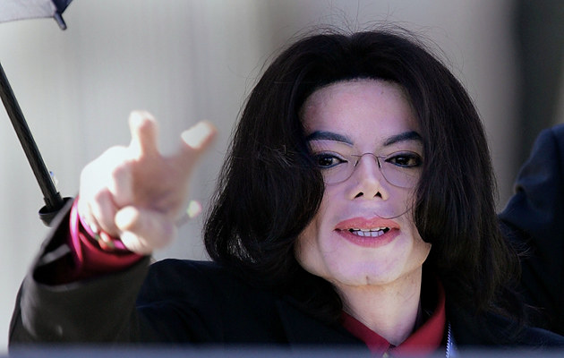 Michael Jackson, fot.Carlo Allegri   /Getty Images/Flash Press Media