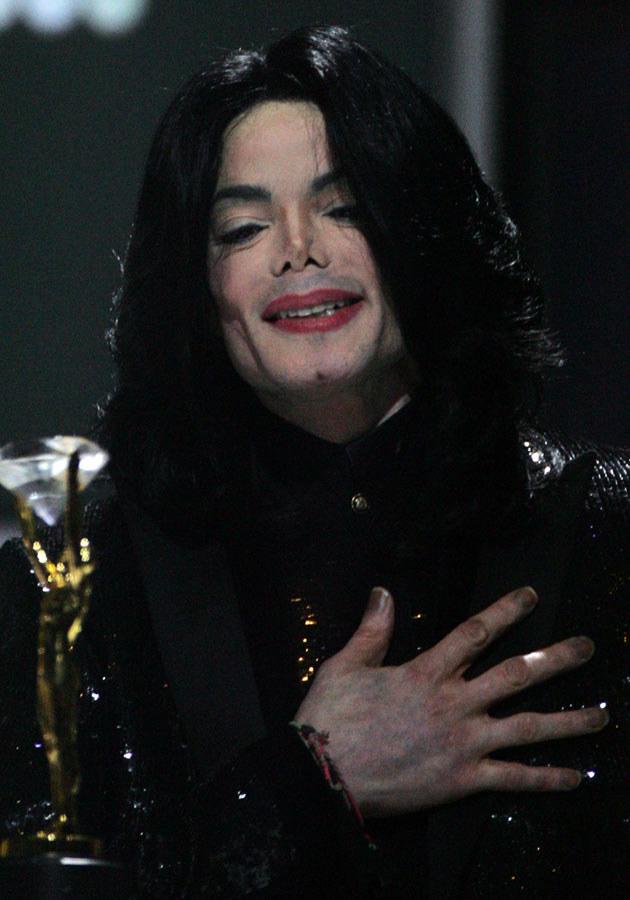Michael Jackson, fot.Dave Hogan  /Getty Images/Flash Press Media