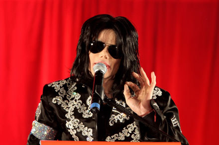 Michael Jackson fot. Dave Hogan /Getty Images/Flash Press Media