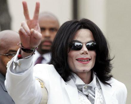 Michael Jackson fot. Doug Benc /Getty Images/Flash Press Media