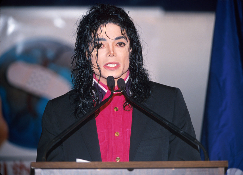 Michael Jackson, fot. Time Life Pictures/DMI/The LIFE Picture Collection /Getty Images