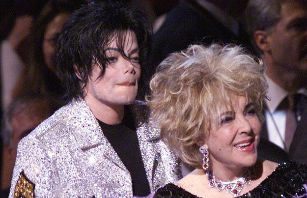 Michael Jackson i Elizabeth Taylor po śmierci zarabiają krocie fot. Frank Micelotta /Getty Images/Flash Press Media