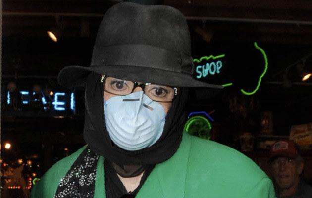 Michael Jackson na dwa miesiące przed śmiercią  /Splashnews