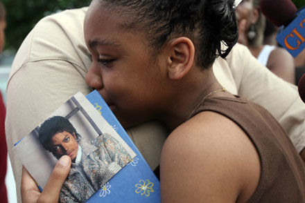 Michael Jackson nie żyje fot. Tasos Katopodis /Getty Images/Flash Press Media