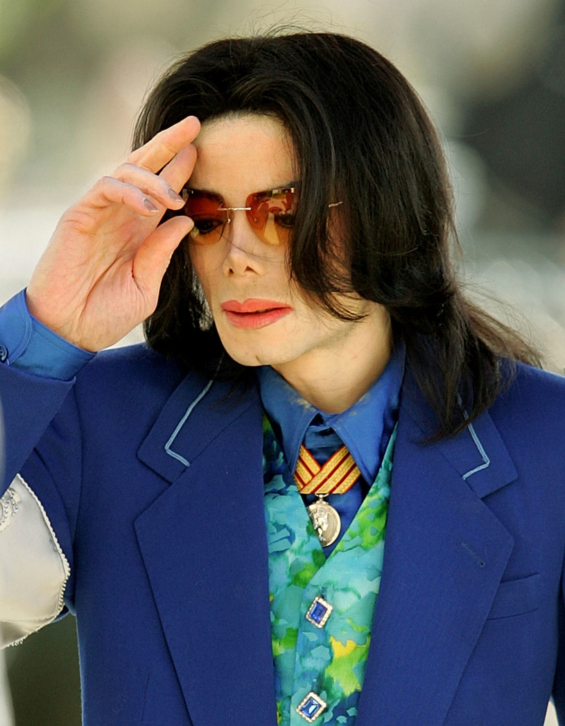 Michael Jackson /Pool /Getty Images