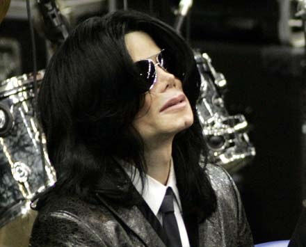 Michael Jackson /arch. AFP