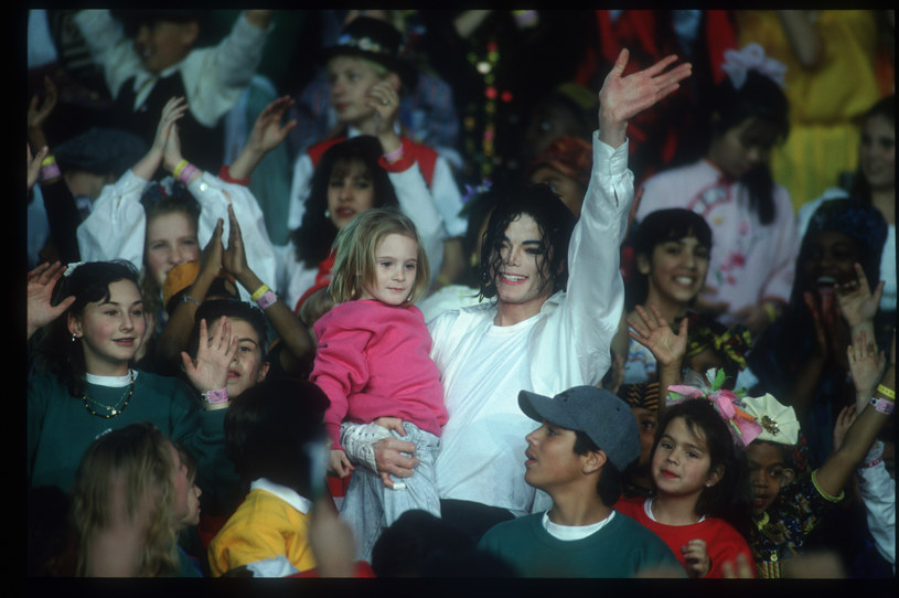 Michael Jackson /Joe Traver /Getty Images