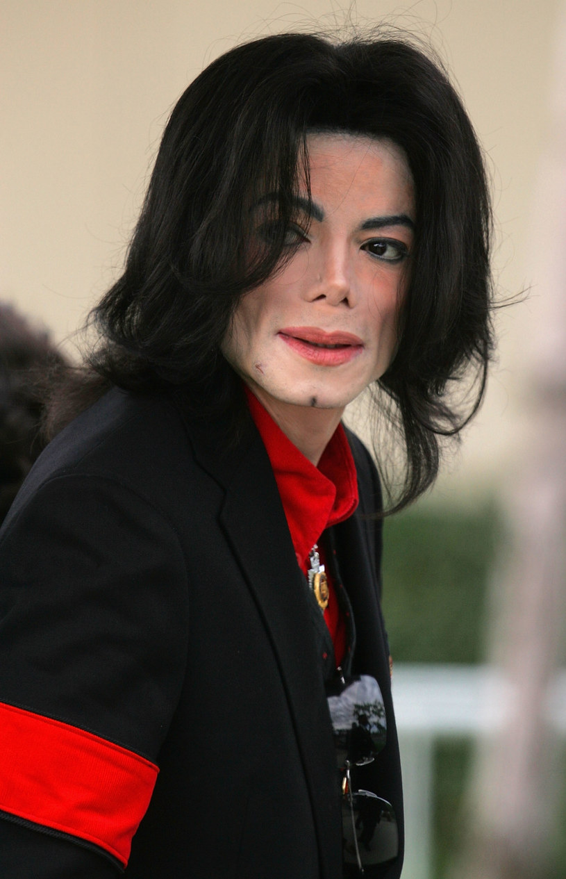 Michael Jackson /Mark Mainz /Getty Images