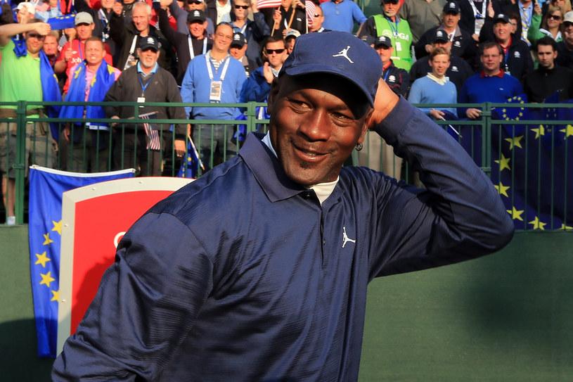 Michael Jordan po zakończeniu kariery ma więcej czasu na swoją wielką pasję - golf /AFP