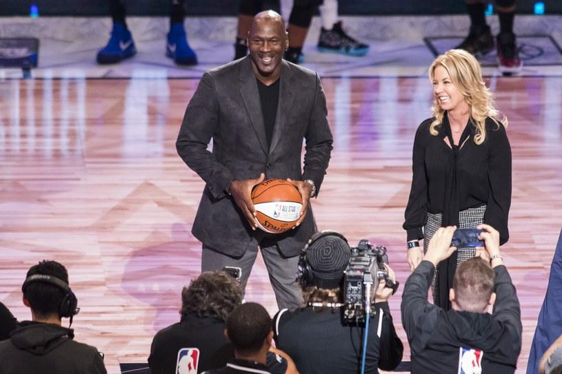 Michael Jordan /Getty Images