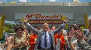 Michael Keaton jako twórca fastfoodowego imperium