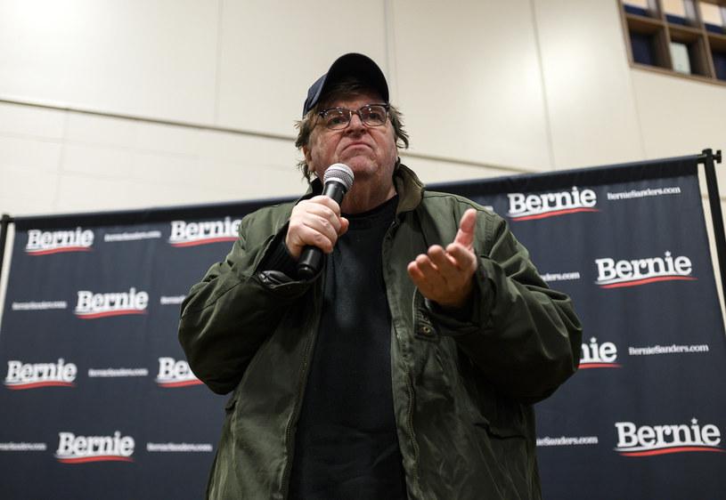 Michael Moore /AFP