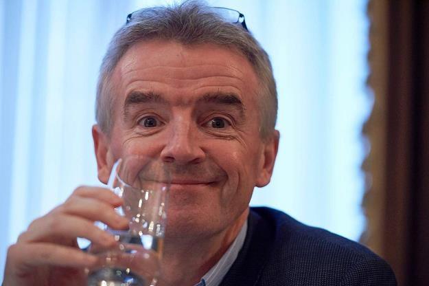 Michael O'Leary, prezes Ryanaira /AFP