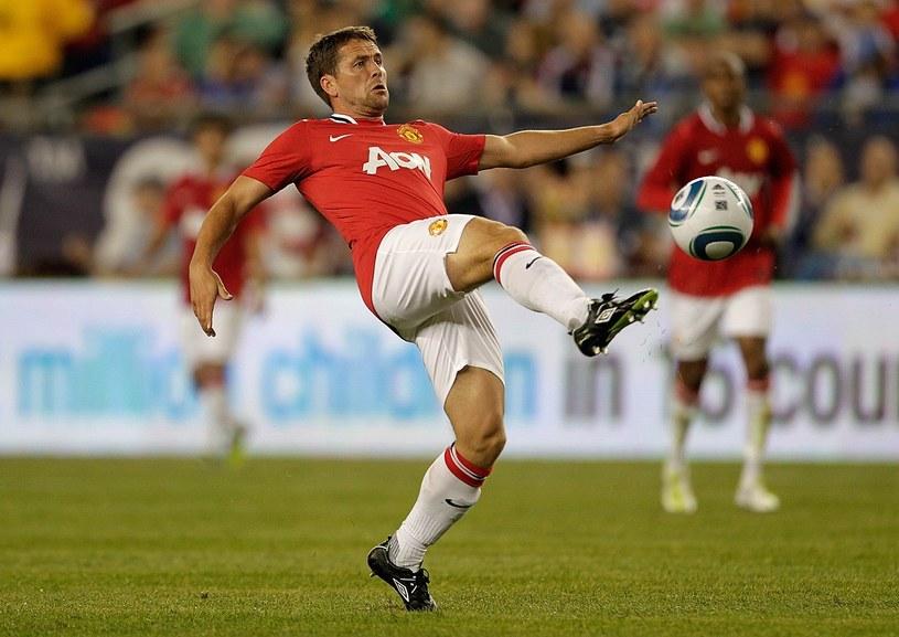 Michael Owen rozstał się niedawno z Manchesterem United, a teraz został piłkarzem Stoke City /AFP