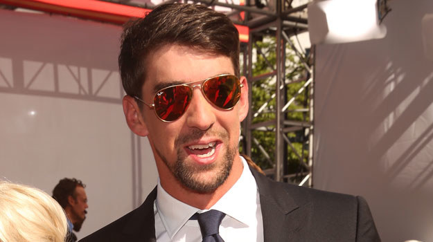 Michael Phelps /Christopher Polk /Getty Images