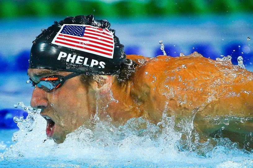 Michael Phelps /AFP