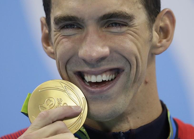 Michael Phelps /Michael Sohn /East News