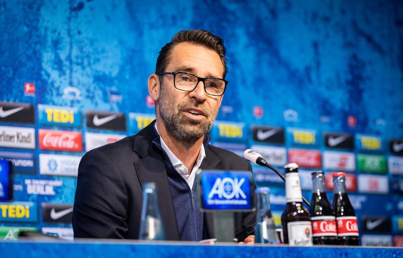 Michael Preetz, dyrektor sportowy Herthy /Philipp Burmann /Getty Images