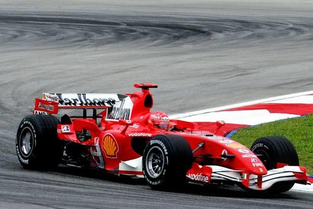Michael Schumacher / Kliknij /AFP